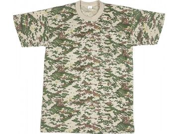 MILITARY T-SHIRT AS 704